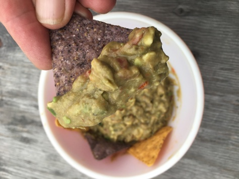 guac on chip